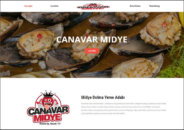 Canavar Midye
