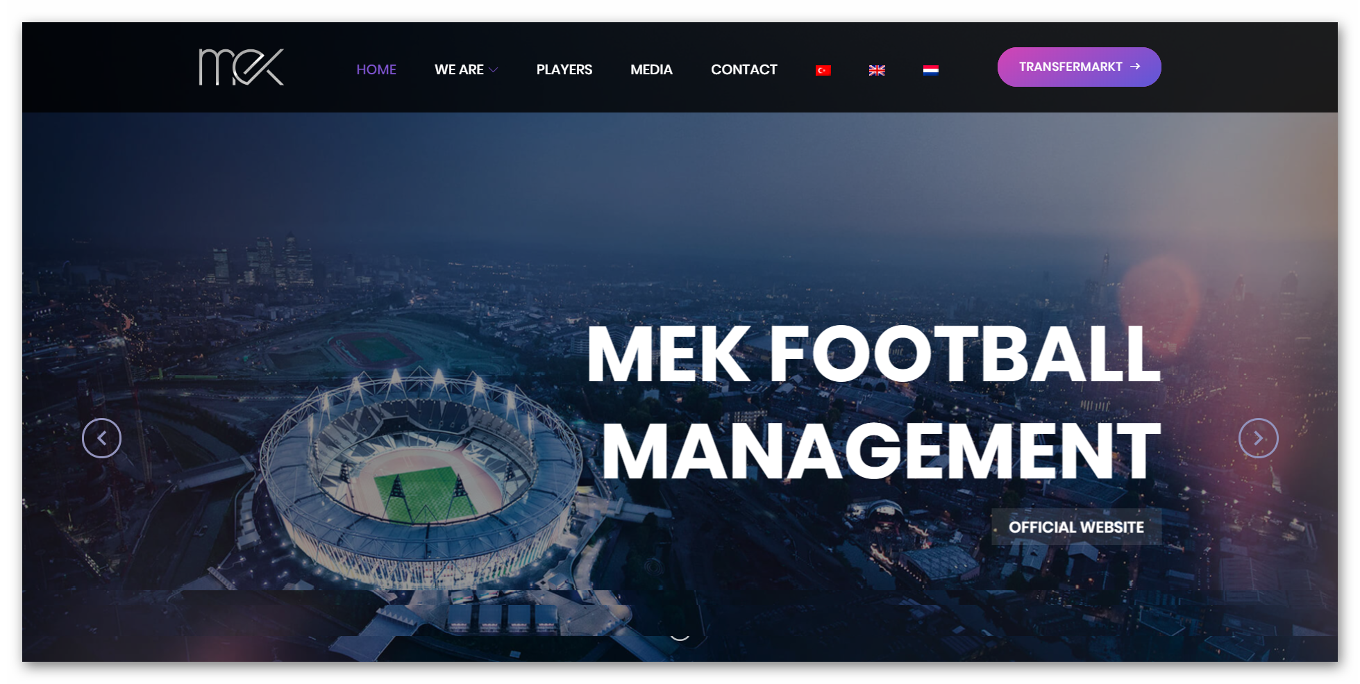 Mekfootball